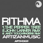 Cover art for Remix of Rithma's PepperTree